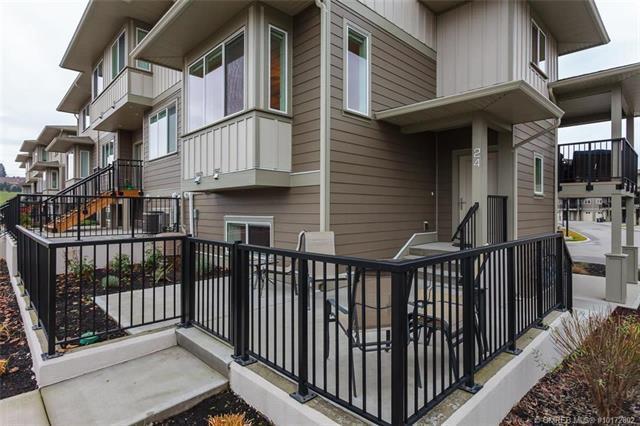 #24 300 Drysdale Boulevard,, Kelowna, BC V1V 3E6 (MLS #10172802) :: Walker Real Estate Group