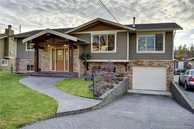885 Thompson Road,, Rutland, BC V1X 3X2 (MLS #10172854) :: Walker Real Estate Group