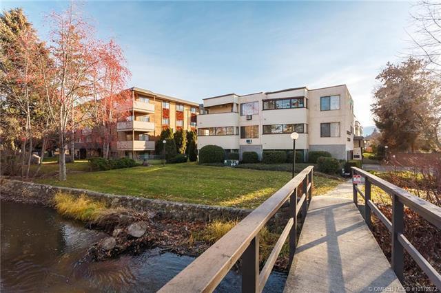 #106 1903 Lindahl Street,, Kelowna, BC V1Y 3Z6 (MLS #10172872) :: Walker Real Estate Group