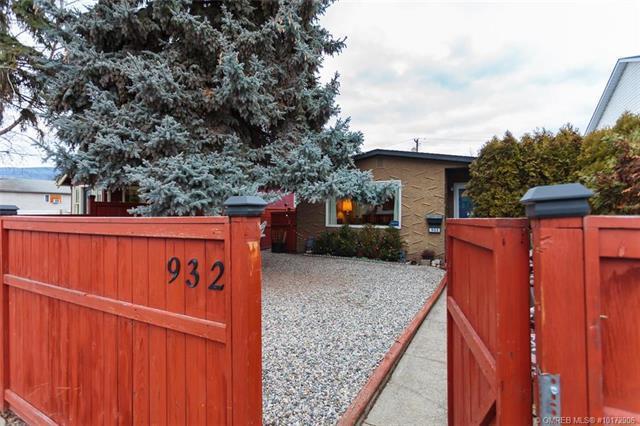 932 Fuller Avenue,, Kelowna, BC V1Y 6X4 (MLS #10172906) :: Walker Real Estate Group
