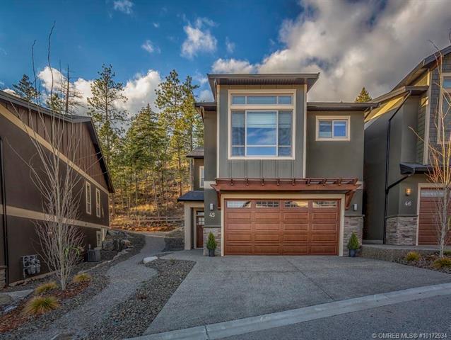 #45 1870 Rosealee Lane,, West Kelowna, BC V1Z 4E5 (MLS #10172934) :: Walker Real Estate Group