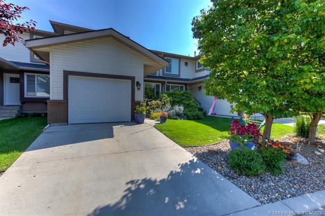 #7 1853 Edgehill Avenue,, Kelowna, BC V1V 1X8 (MLS #10172978) :: Walker Real Estate Group