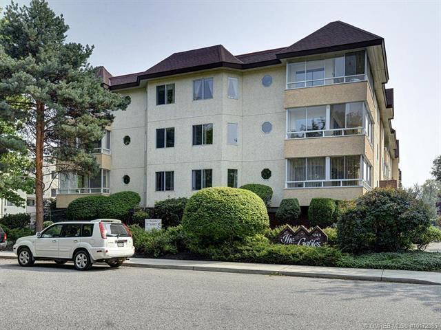 #313 1249 Pacific Avenue,, Kelowna, BC V1Y 5T9 (MLS #10172986) :: Walker Real Estate Group