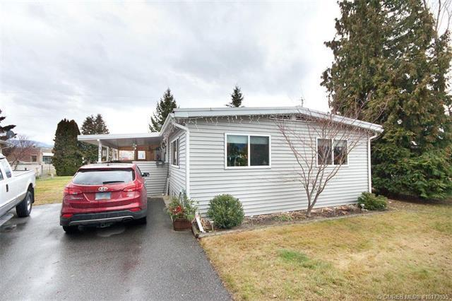 #132 3535 Casorso Road,, Kelowna, BC V1Y 2V6 (MLS #10173035) :: Walker Real Estate Group