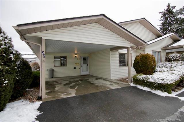 #23 4303 27 Avenue,, Vernon, BC V1T 6L2 (MLS #10175245) :: Walker Real Estate Group