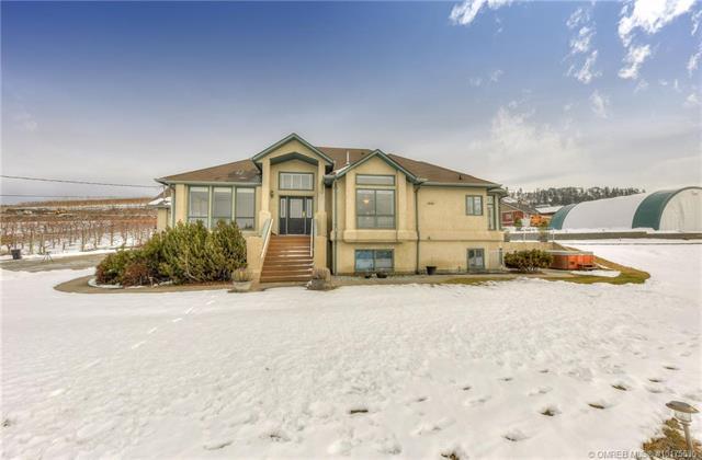 540 Jaginder Lane,, Kelowna, BC V1X 8E9 (MLS #10175530) :: Walker Real Estate Group