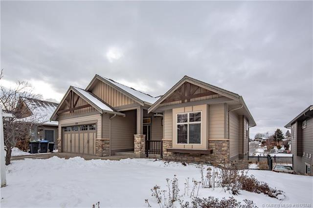 1414 Black Mountain Crescent,, Kelowna, BC V1P 1P6 (MLS #10175748) :: Walker Real Estate Group