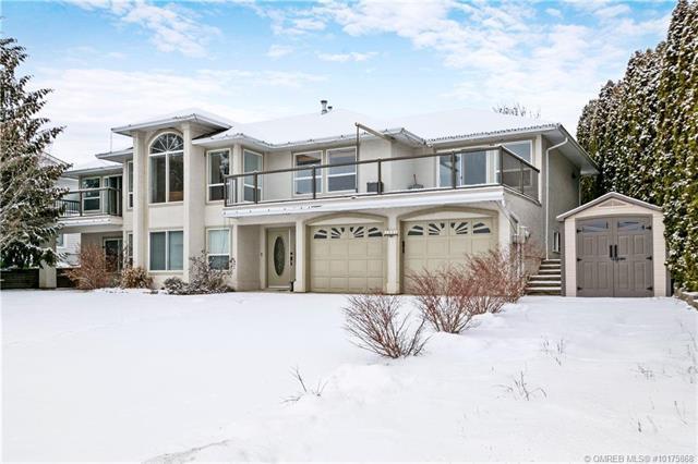 4540 13 Street, NE, Salmon Arm, BC V1E 1E3 (MLS #10175868) :: Walker Real Estate Group