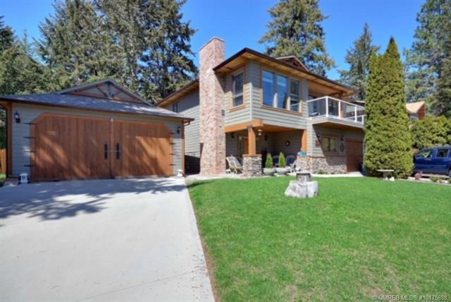 3902 Dryden Road,, Peachland, BC V0H 1X2 (MLS #10175888) :: Walker Real Estate Group