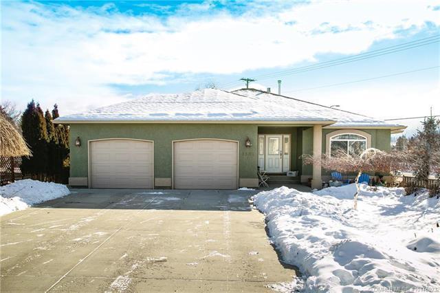 1501 Tanemura Crescent,, Kelowna, BC V1P 1N8 (MLS #10176023) :: Walker Real Estate Group