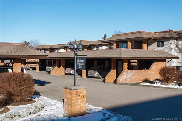 #224 240 Mcintosh Road,, Kelowna, BC V1X 2C4 (MLS #10176115) :: Walker Real Estate Group