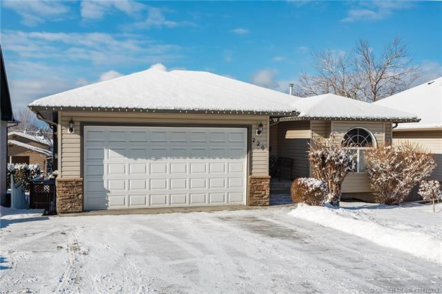 226 Poonian Street,, Kelowna, BC V1X 7Z1 (MLS #10176222) :: Walker Real Estate Group