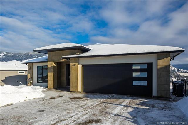 607 Barra Lane,, Kelowna, BC V1P 1R7 (MLS #10176245) :: Walker Real Estate Group