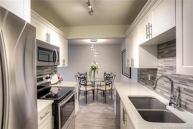 #206 1229 Bernard Avenue,, Kelowna, BC V1Y 6R3 (MLS #10176314) :: Walker Real Estate Group