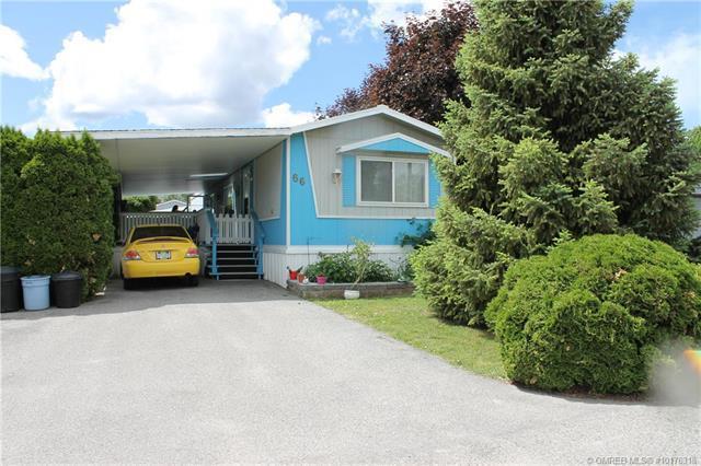 #66 3381 Village Green Road,, West Kelowna, BC V4T 1L2 (MLS #10176318) :: Walker Real Estate Group