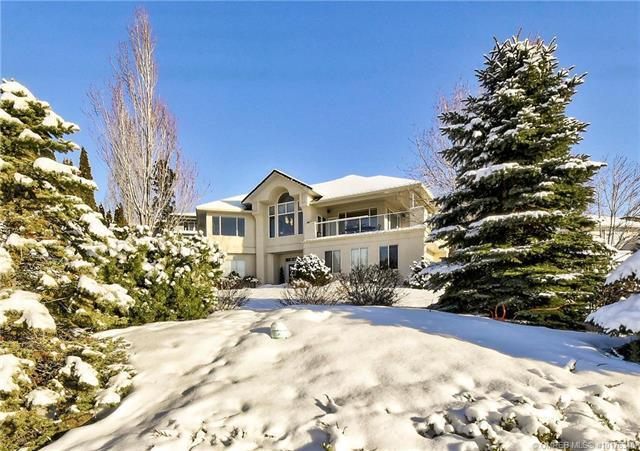 313 Raven Drive,, Kelowna, BC V1W 4T6 (MLS #10176348) :: Walker Real Estate Group