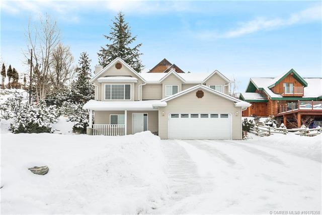 5245 Chute Lake Road,, Kelowna, BC V1W 4L6 (MLS #10176358) :: Walker Real Estate Group