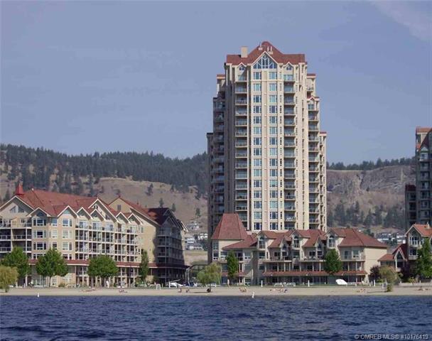 #1507 1128 Sunset Drive,, Kelowna, BC V1Y 9W7 (MLS #10176419) :: Walker Real Estate Group