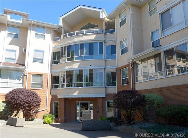 #318 933 Harvey Avenue,, Kelowna, BC V1Y 9S1 (MLS #10176420) :: Walker Real Estate Group