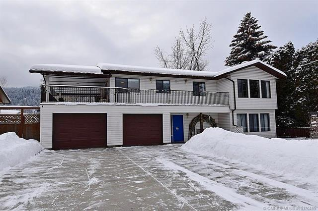 6448 Montcalm Drive,, Vernon, BC V1B 3G8 (MLS #10176485) :: Walker Real Estate Group