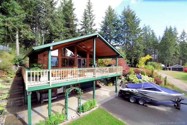 2579 Airstrip Road,, Anglemont, BC V0E 1M8 (MLS #10177386) :: Walker Real Estate Group