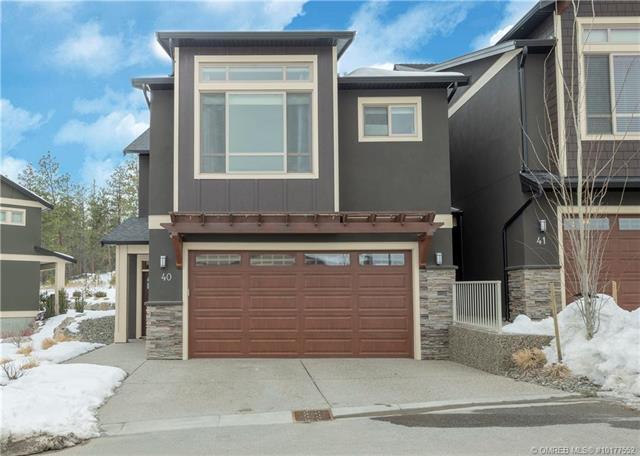 #40 1870 Rosealee Lane,, West Kelowna, BC V1Z 4E5 (MLS #10177552) :: Walker Real Estate Group