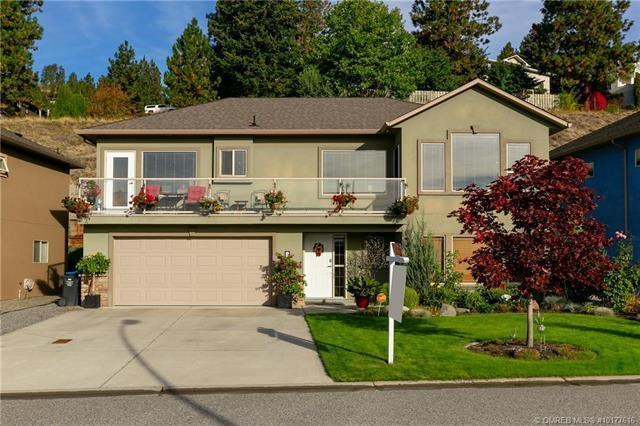 2060 Spyglass Way,, West Kelowna, BC V1Z 3Z7 (MLS #10177616) :: Walker Real Estate Group