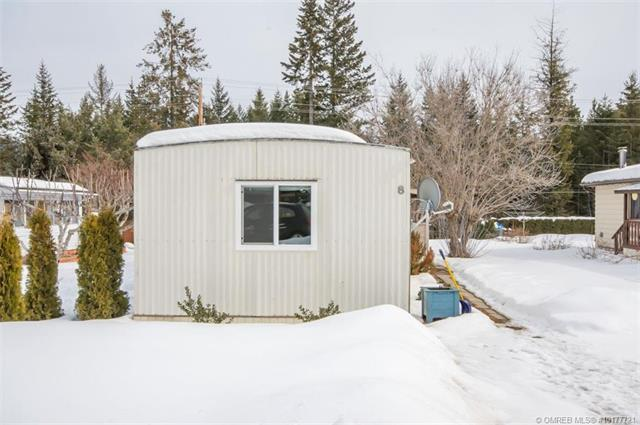 #8 1361 30th Street, SE, Salmon Arm, BC V1E 2N4 (MLS #10177721) :: Walker Real Estate Group