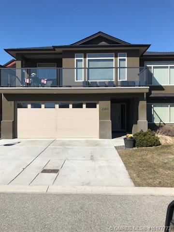 2183 Alvarado Trail,, West Kelowna, BC V4T 3B8 (MLS #10177773) :: Walker Real Estate Group