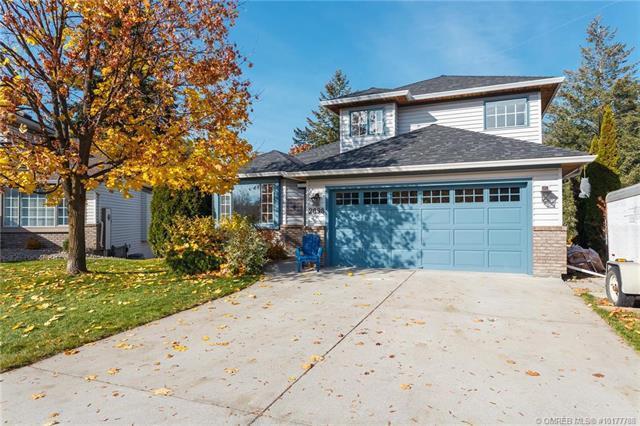 2898 Shannon Place,, West Kelowna, BC V4T 1T5 (MLS #10177788) :: Walker Real Estate Group