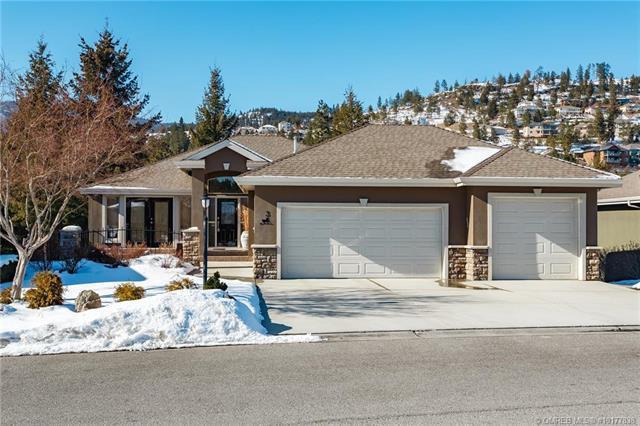 #3 2155 Horizon Drive,, West Kelowna, BC V1Z 3Z8 (MLS #10177838) :: Walker Real Estate Group