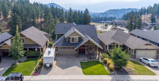 2527 Paramount Drive,, West Kelowna, BC V4T 3H5 (MLS #10177863) :: Walker Real Estate Group