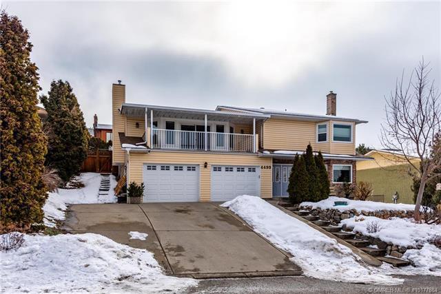 4499 Cascade Drive,, Vernon, BC V1T 8J7 (MLS #10177884) :: Walker Real Estate Group