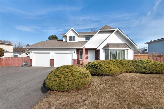 713 Mayfair Court,, Kelowna, BC V1X 7H7 (MLS #10179087) :: Walker Real Estate Group