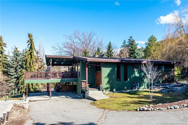578 Grouse Road,, Vernon, BC V1B 3B1 (MLS #10179266) :: Walker Real Estate Group