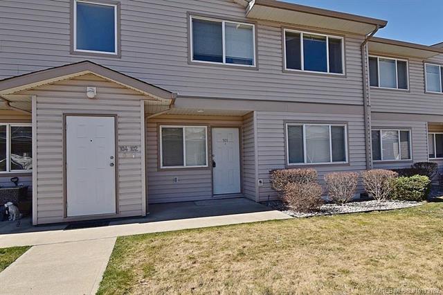 #101 4740 20 Street,, Vernon, BC V1T 9N7 (MLS #10179782) :: Walker Real Estate Group