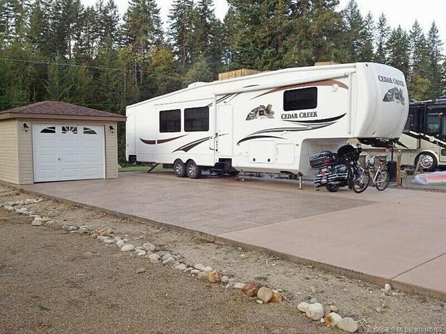 #RV Lot 3 3303 Enderby Mabel Lake Road,, Enderby, BC V0E 1V5 (MLS #10180152) :: Walker Real Estate Group
