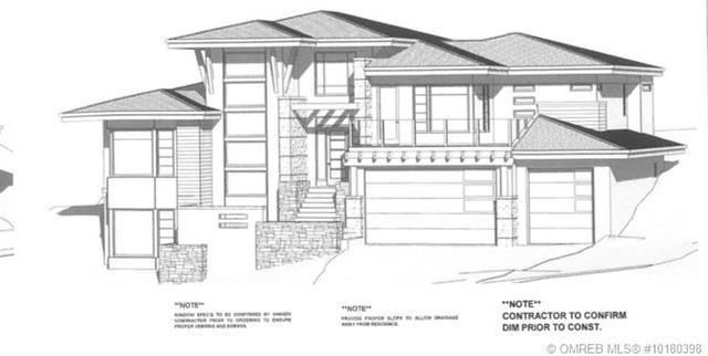 720 Pinehaven Court,, Kelowna, BC V1Y 8J7 (MLS #10180398) :: Walker Real Estate Group