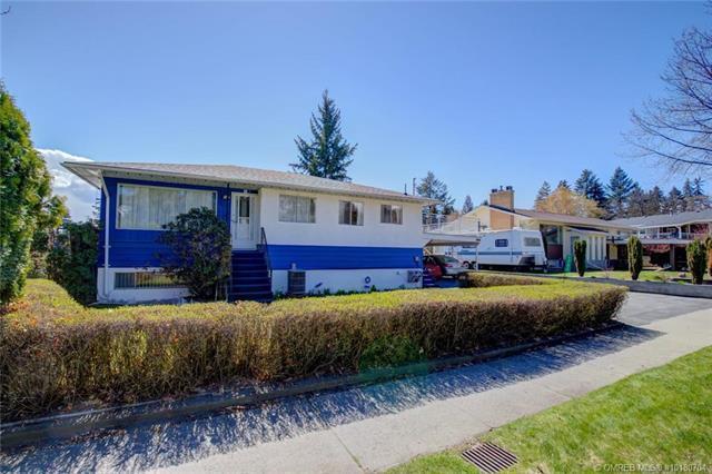 1721 Mountain Avenue,, Kelowna, BC V1Y 7J1 (MLS #10180704) :: Walker Real Estate Group
