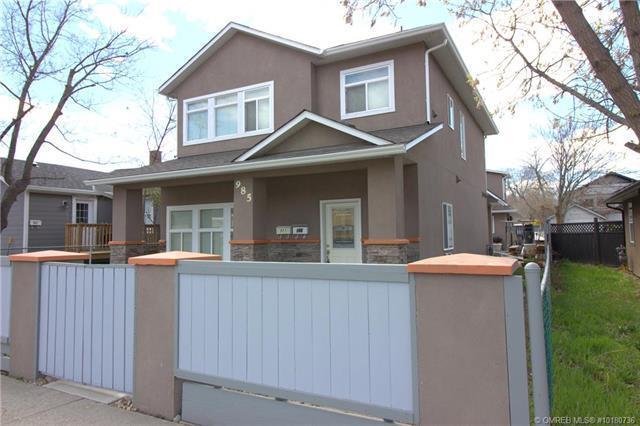 985 Clement Avenue,, Kelowna, BC V1Y 7E2 (MLS #10180736) :: Walker Real Estate Group