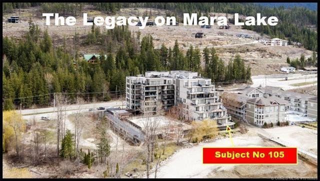 #105 326 Mara Lake Lane,, Sicamous, BC V0E 2V1 (MLS #10180828) :: Walker Real Estate Group