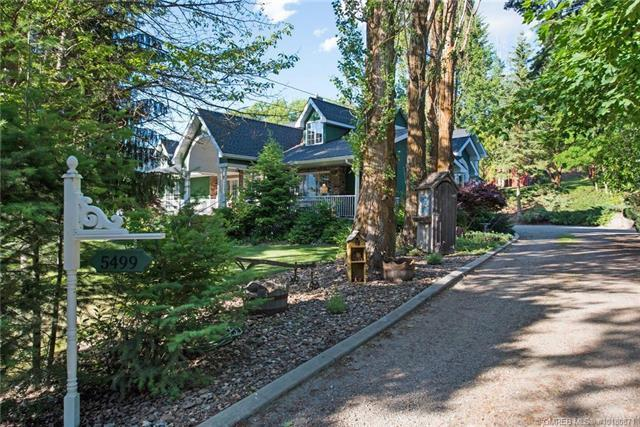 5499 Learmouth Road,, Coldstream, BC V1B 3E8 (MLS #10180871) :: Walker Real Estate Group