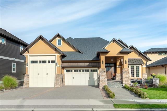 430 Audubon Court,, Kelowna, BC V1W 5K3 (MLS #10180904) :: Walker Real Estate Group