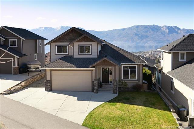 3160 Saddleback Place,, West Kelowna, BC V4T 2Z6 (MLS #10180906) :: Walker Real Estate Group