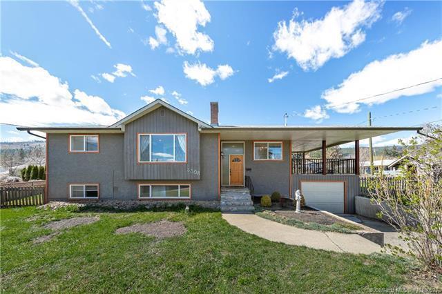 3508 Galloway Street,, West Kelowna, BC V4T 1J1 (MLS #10180927) :: Walker Real Estate Group