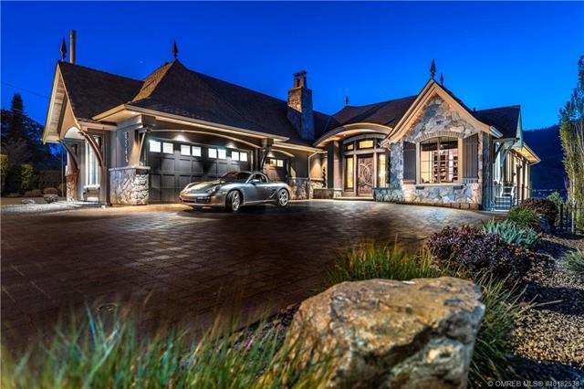 8341 Okanagan Landing Road,, Vernon, BC V1H 1J5 (MLS #10182538) :: Walker Real Estate Group