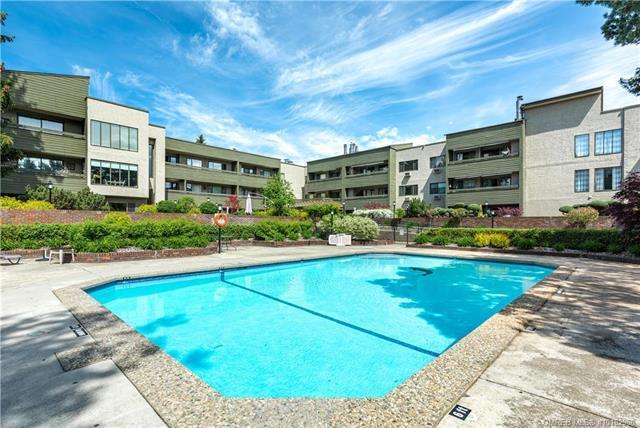 #210 1056 Bernard Avenue,, Kelowna, BC V1Y 8L7 (MLS #10182966) :: Walker Real Estate Group