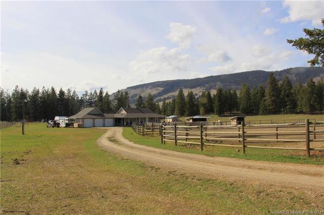 4858 Salmon River Road,, Armstrong, BC V0E 1B4 (MLS #10183073) :: Walker Real Estate Group