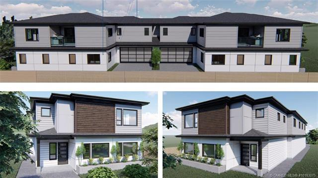 #2 1385 Mcinnes Avenue,, Kelowna, BC V1Y 5W1 (MLS #10183075) :: Walker Real Estate Group