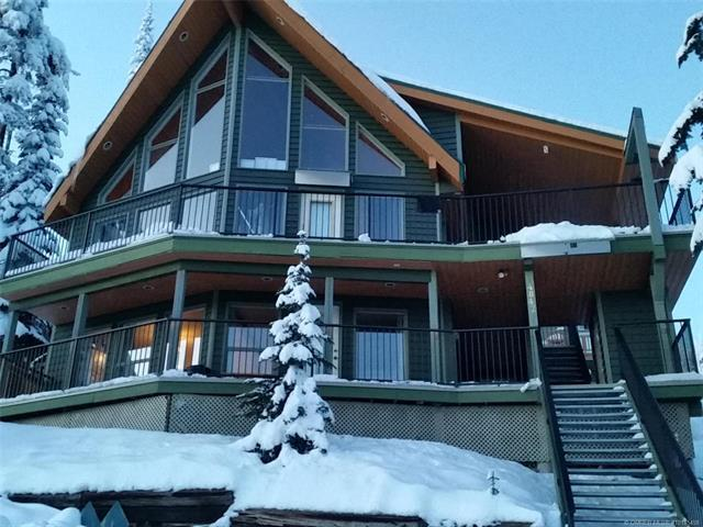 4842 Snow Pines Road,, Big White, BC V1P 1P3 (MLS #10185458) :: Walker Real Estate Group